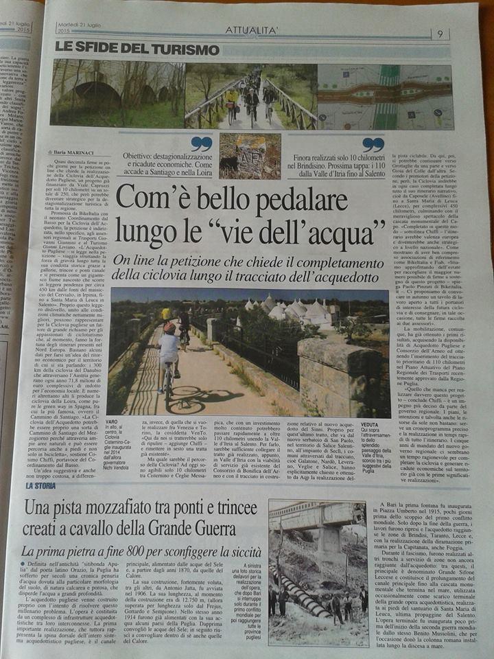 Nuovo Quotidiano di Puglia