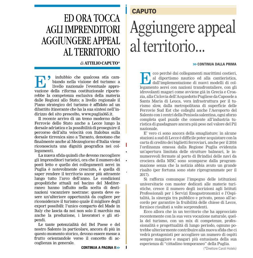 Gazzetta Caputo