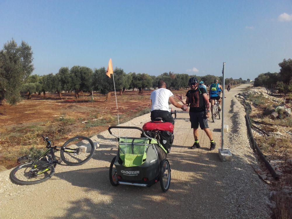 Cicloesplorazione 2016 sulla pista del sinni